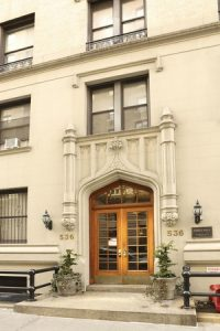 Manhattan Upper West Side 536 west 111th street New York NY 10025